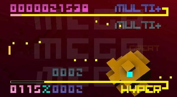 Trip da bit per beat (Bit.Trip.Beat @ Wii)