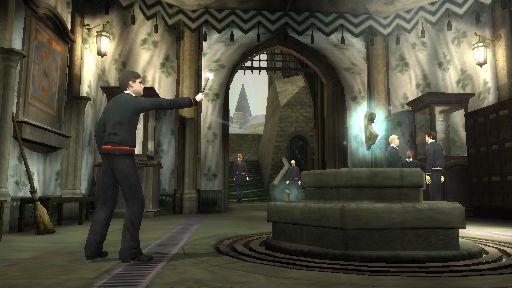 Harry Potter e il Principe Mezzosangue (PSP, forse).