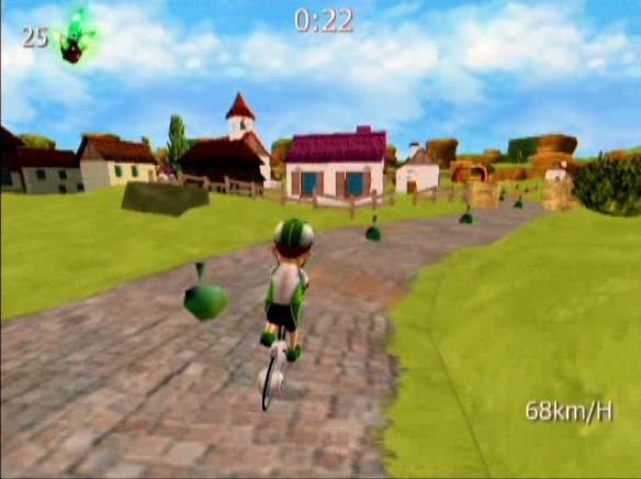 Cyberbike (Big Ben, Wii)