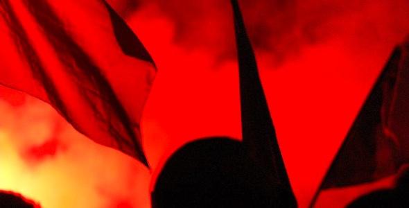 Festa al Circo Massimo per i Mondiali del 2006